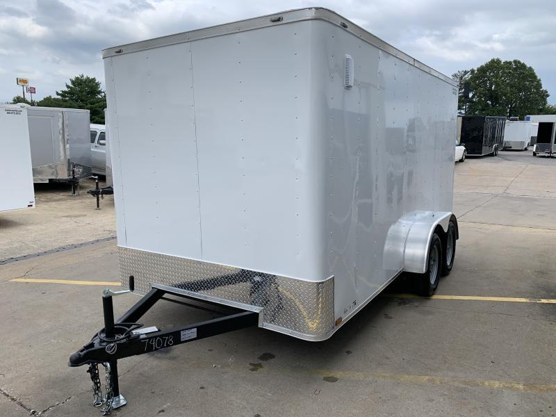 2022 74078 7 x 14TA Enclosed Cargo Trailer