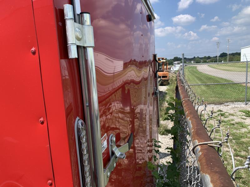 2022 28652 7 x 14'TA Enclosed Cargo Trailer