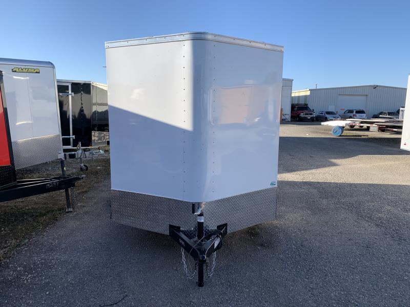 2021 Continental Cargo 6.5' x 12' x 6.3' Enclosed Cargo Trailer