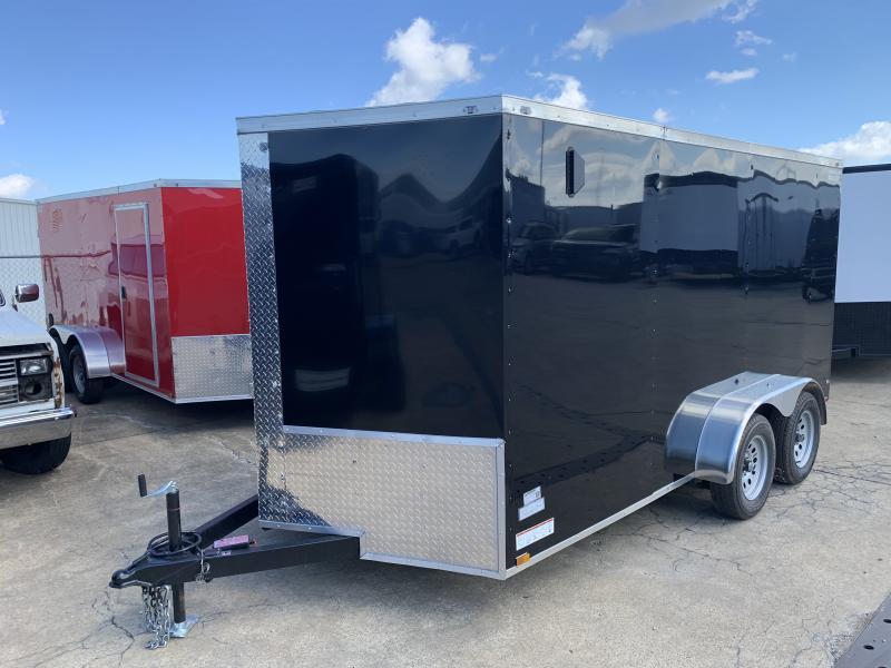 2022 30259 7 x 14'TA Enclosed Cargo Trailer