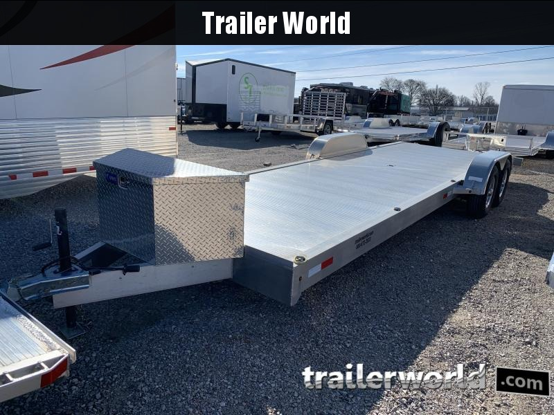 2015 Trailer World 25' Flatbed Trailer