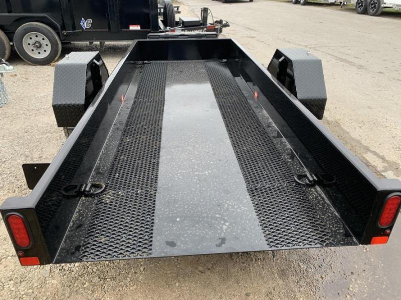 2021 Midsota SL-12RA 12' Scissor Lift Trailer