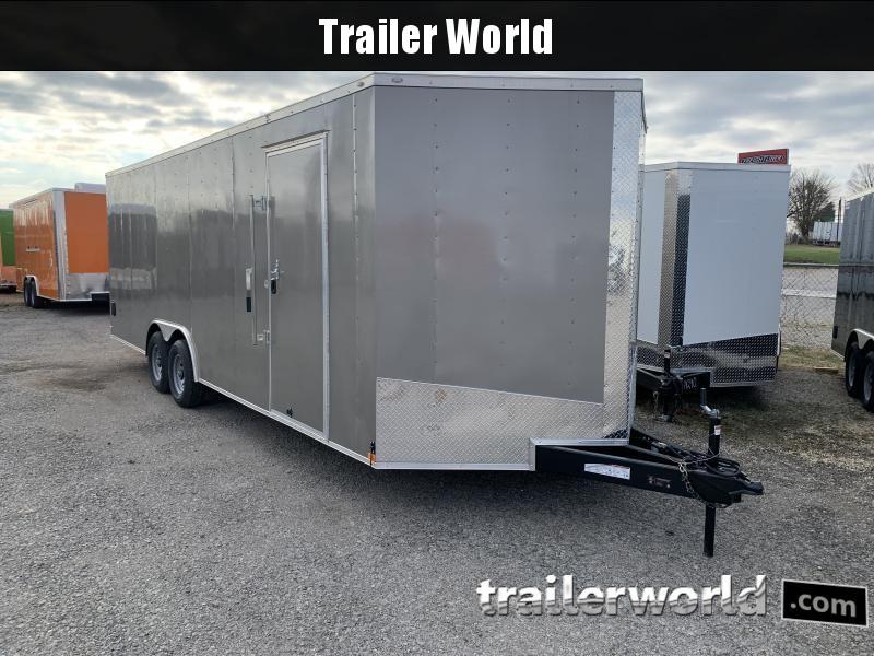 2021 Lark 8.5X24TA Car / Racing Trailer