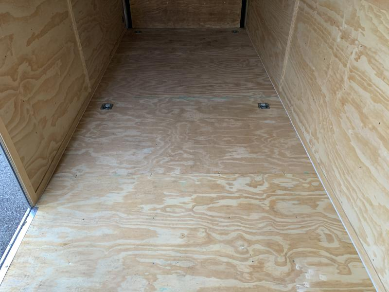 2021 75112 7X18TA Enclosed Cargo Trailer