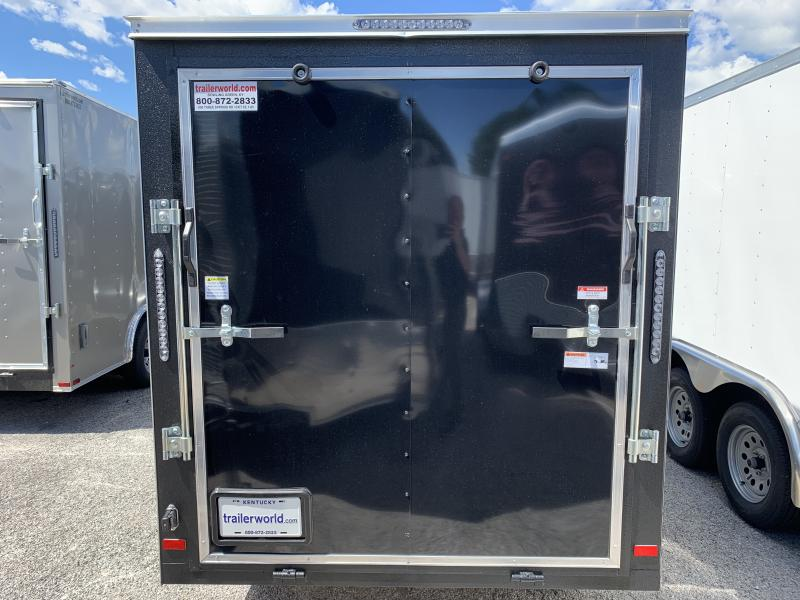 2022 Covered Wagon Trailers 6 X 10'SA Enclosed Cargo Trailer