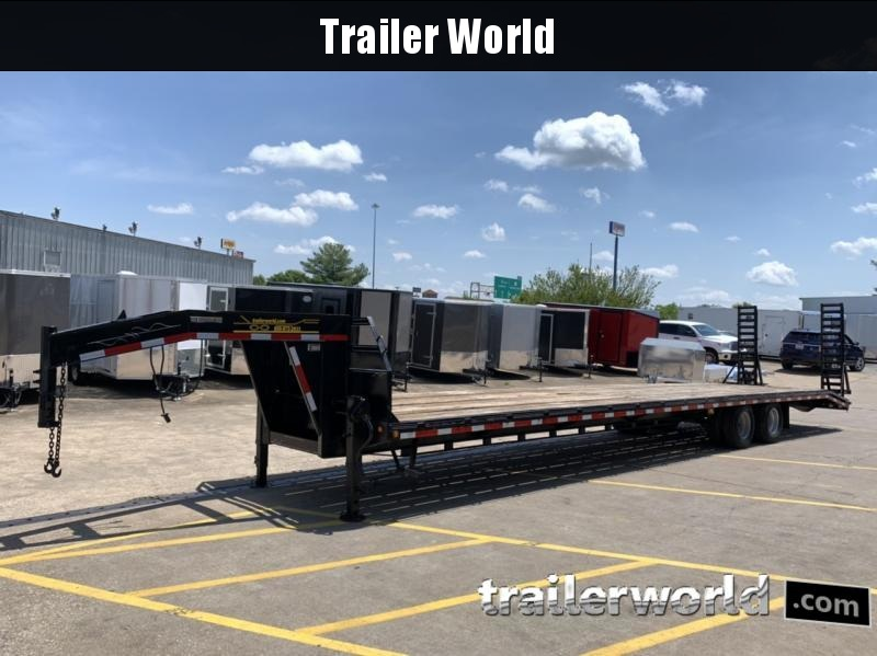 2005 Better Built 40' Gooseneck 35+5 Equipment Trailer