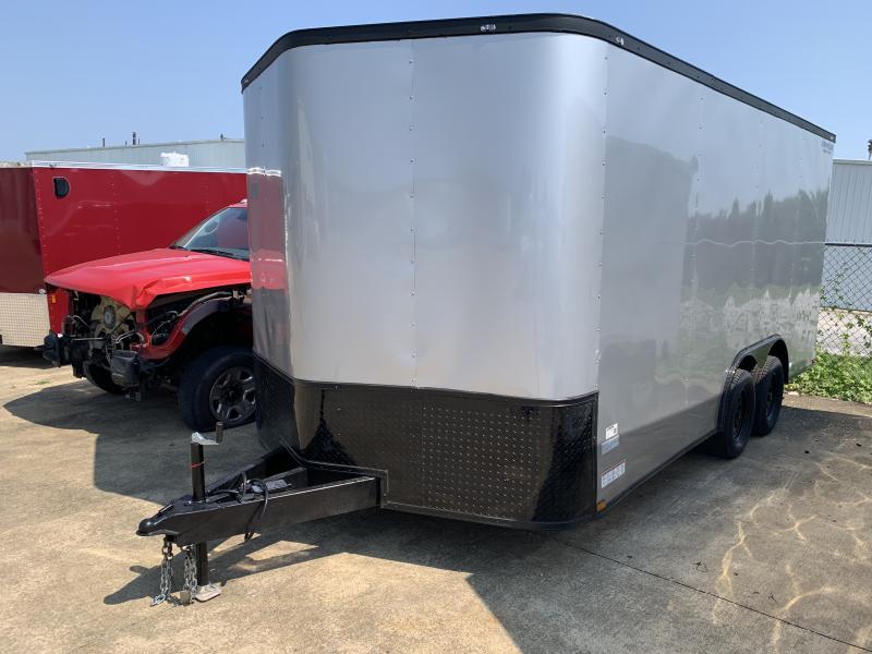 2021 26775 8.5 x 16'TA Enclosed Cargo Trailer