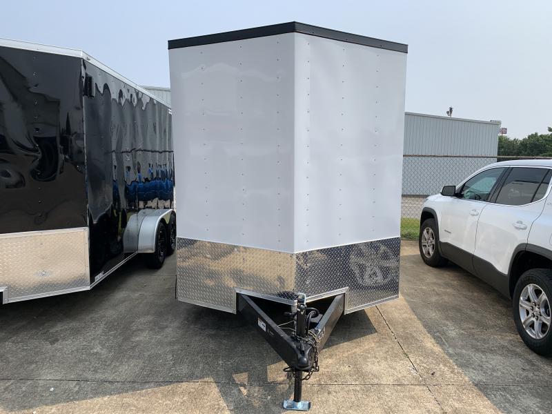 2021 75069 7 X 14'TA Enclosed Cargo Trailer