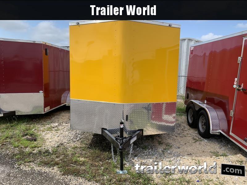 2022 Continental Cargo 7' x 14' x 6.3' Enclosed Cargo Trailer