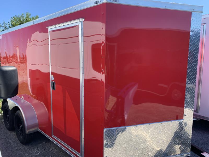 2022 28655 7 x 14'TA Enclosed Cargo Trailer