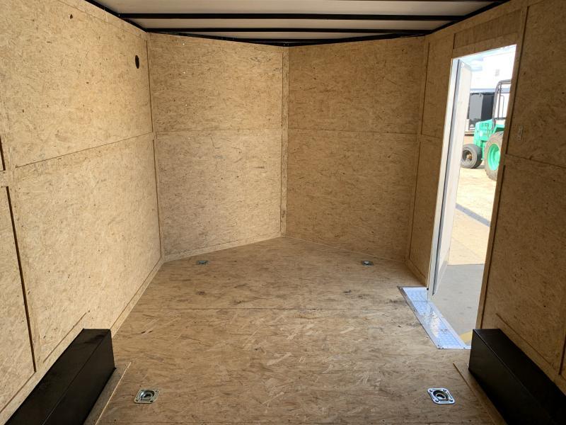 2022 75152 8.5 X 16'TA Enclosed Cargo Trailer