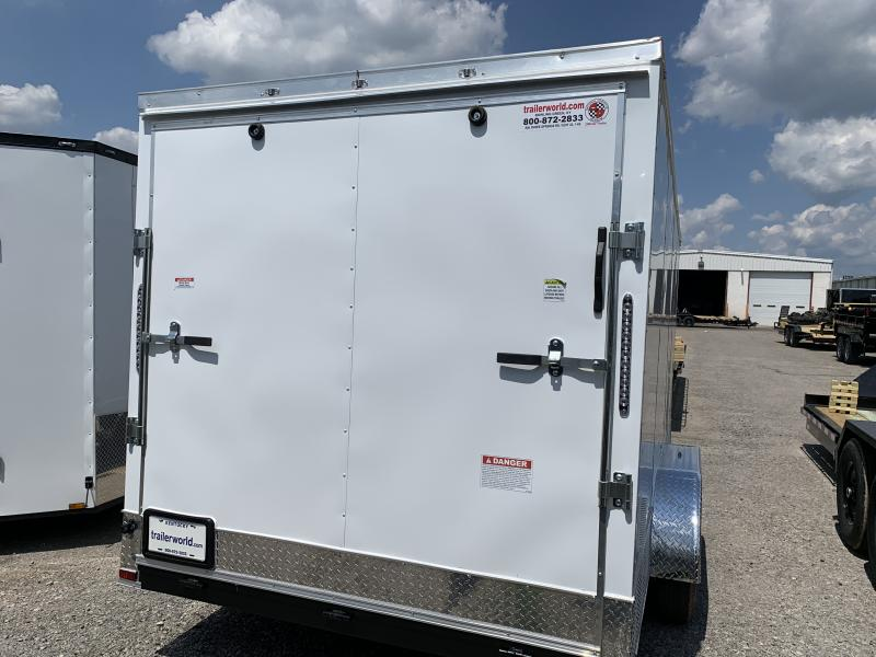 2021 26712 7 x 16'TA Enclosed Cargo Trailer