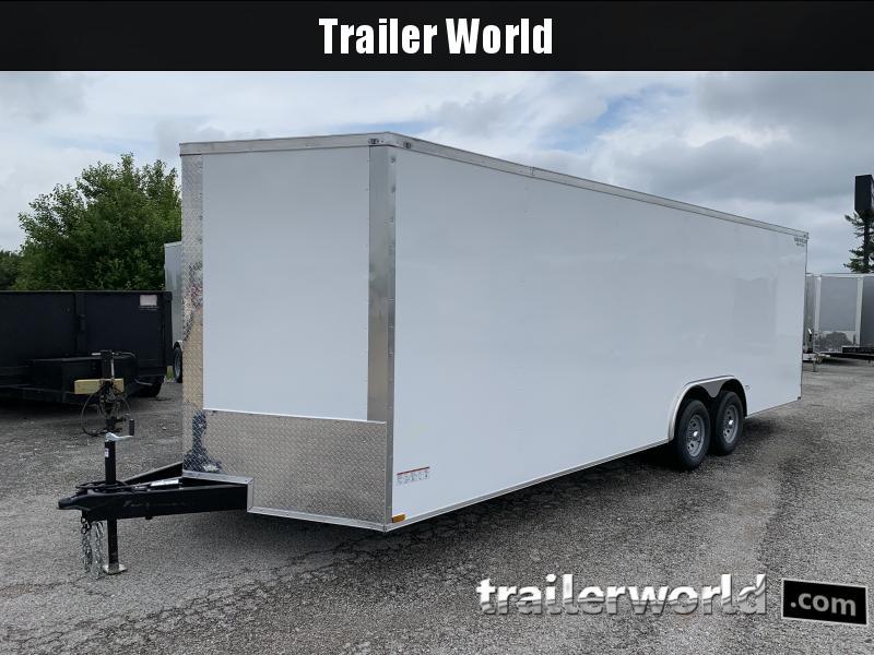 2021 27378 8.5 x 24'TA Car / Racing Trailer