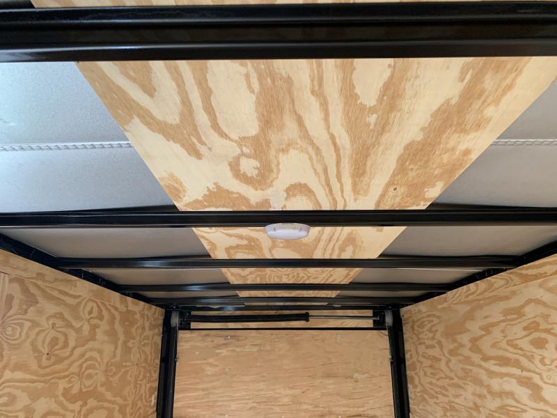 2022 76002 6 x 12'SA Enclosed Cargo Trailer