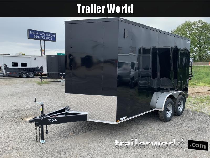 2021 75066 7 X 14' Enclosed Cargo Trailer