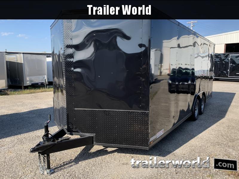 2022 (28131) 8.5 X 20'TA Enclosed Cargo Trailer
