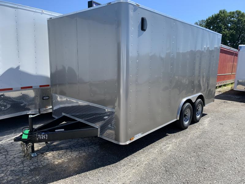 2022 (76289) 8.5 X 16'TA Enclosed Cargo Trailer