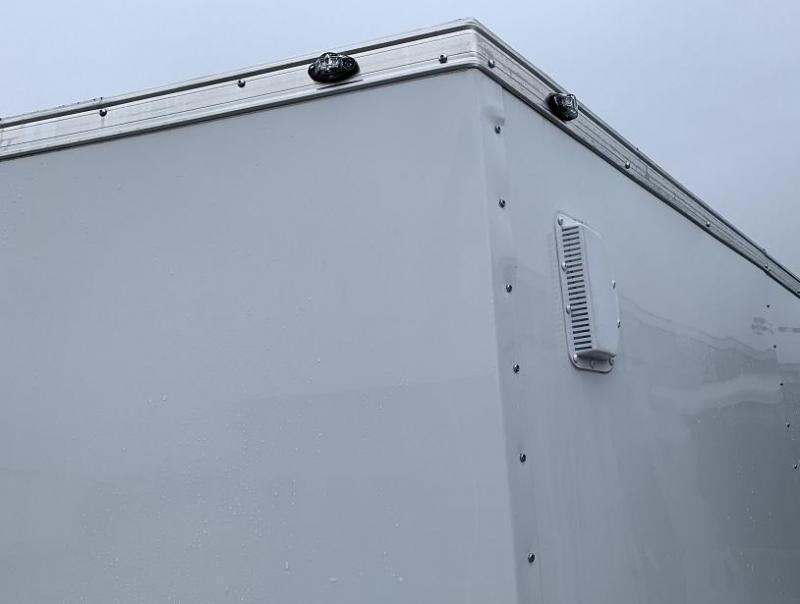 2020 Continental Cargo 7' x 16' x 6.3' Vnose Enclosed Cargo Trailer