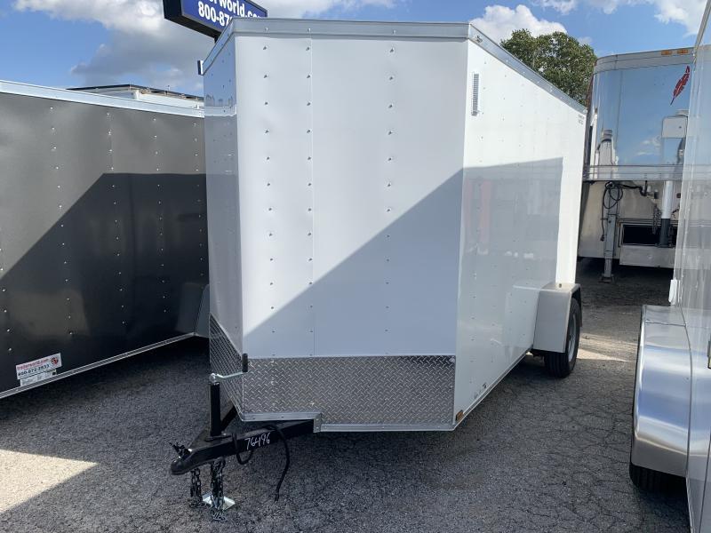 2022 76496 6 x 12'SA Enclosed Cargo Trailer