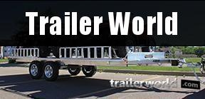 2016 Aluma A8818 ATV Trailer