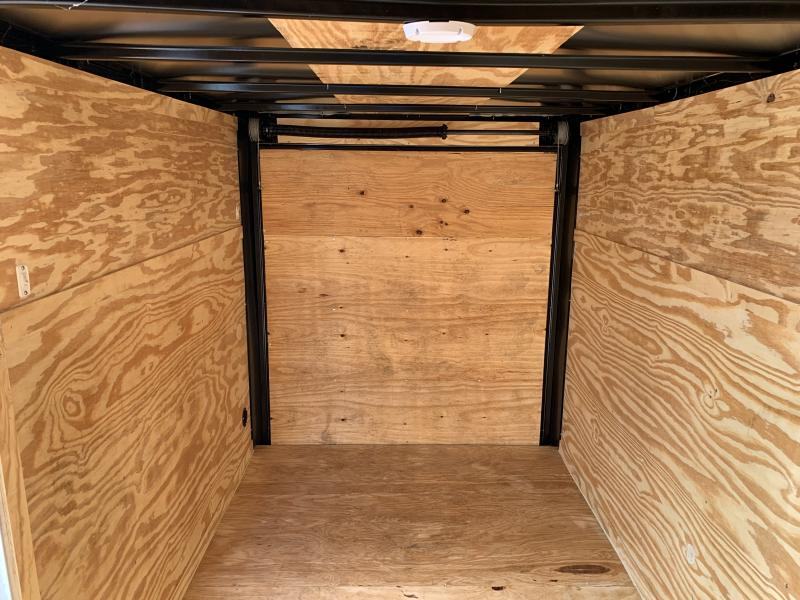 2021 75259 6 x 12'SA Enclosed Cargo Trailer
