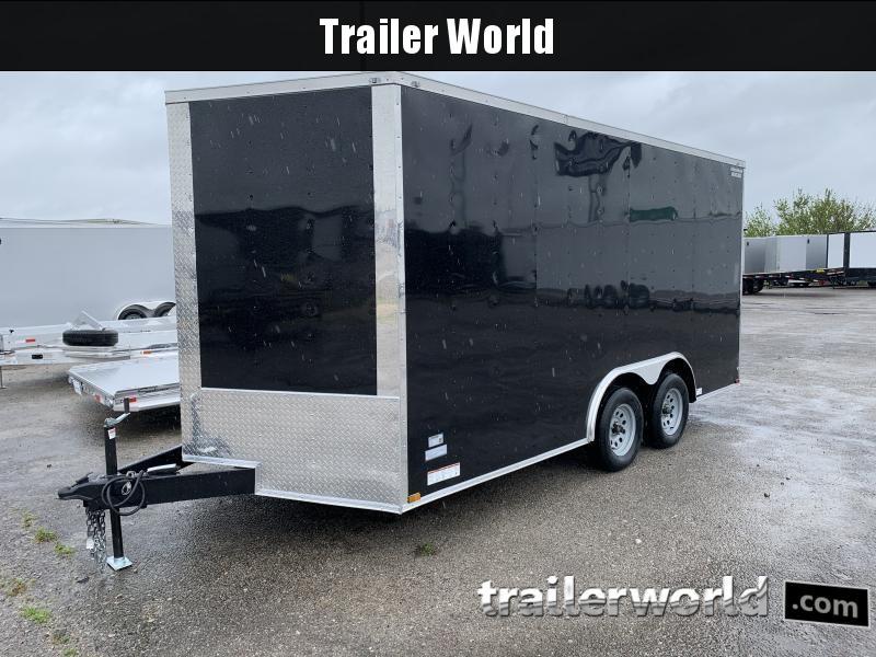 2021 25015 8.5' X 16' Enclosed Cargo Trailer
