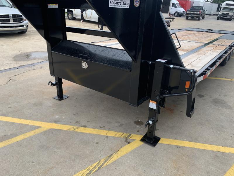 2021 Sure-Trac 8.5 x 20+5 Heavy Duty Low Profile Goosen