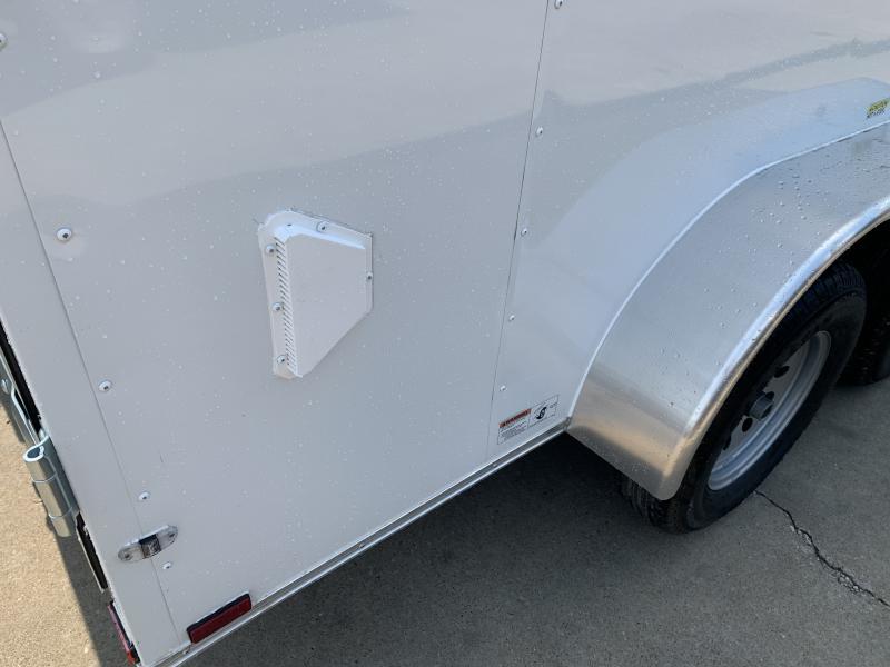 2022 29461 7 x 14'TA Double Doors Enclosed Cargo Trailer