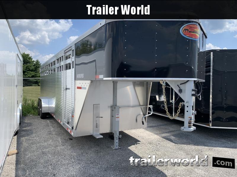 2022 Sundowner Rancher Xpress 24' Livestock Trailer