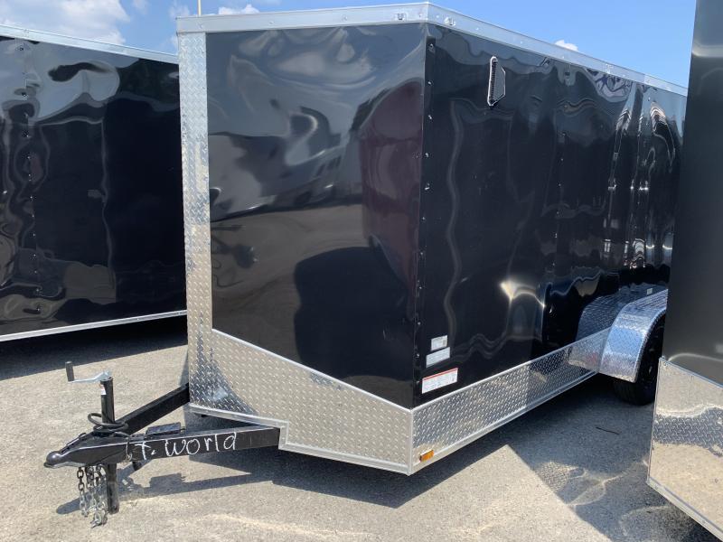 2022 28296 7 x 16'TA Enclosed Cargo Trailer