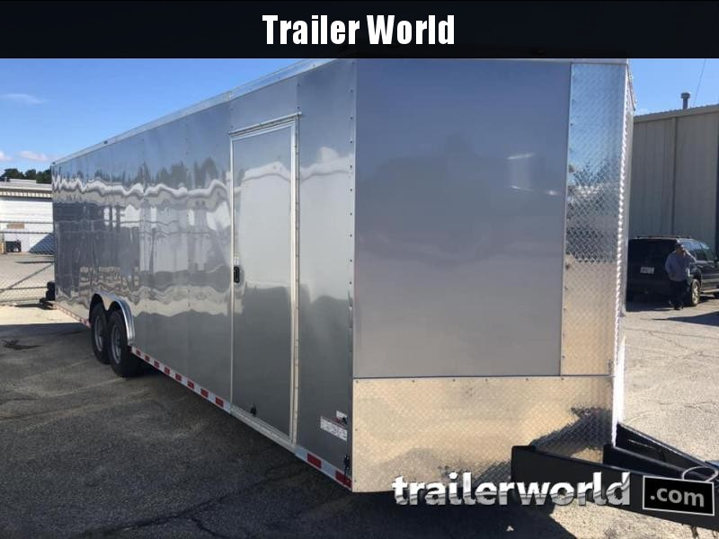 2020 Anvil 28' Enclosed Car Trailer