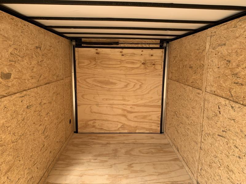 2022 28252 7 x 14'TA Enclosed Cargo Trailer