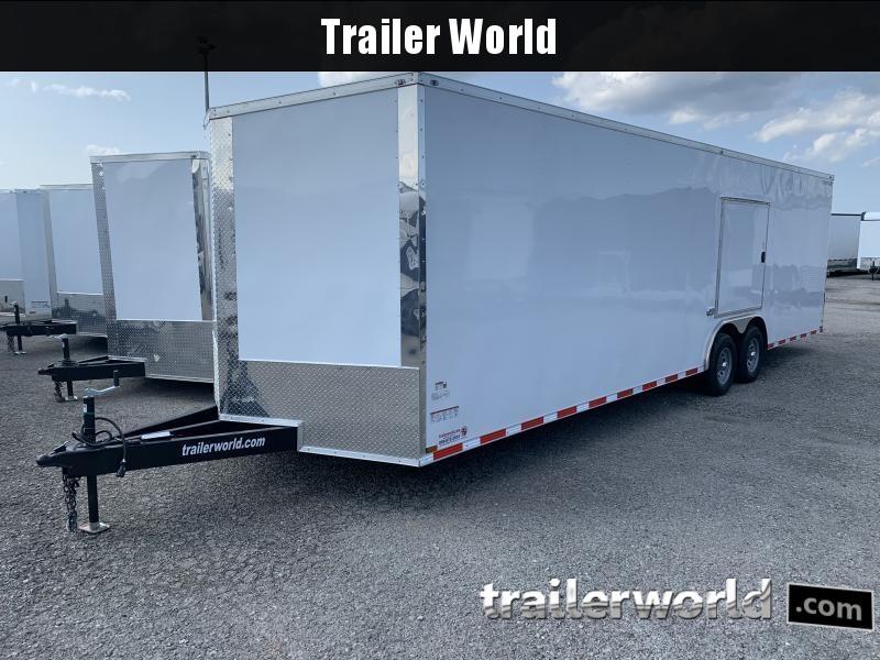 2021 26919 8.5 X 28'TA Car / Racing Trailer