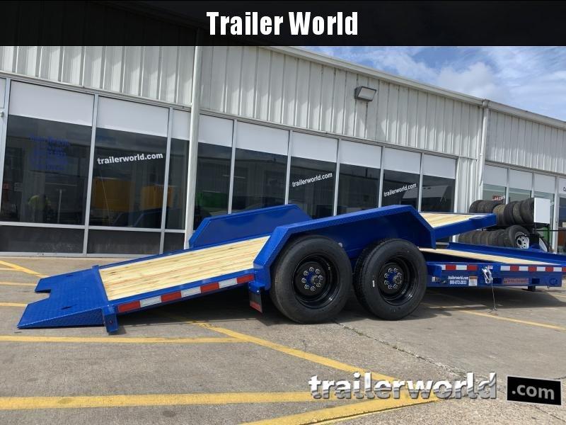2020 Midsota TB 20 Tilt Bed Equipment Trailer 17600 GVWR
