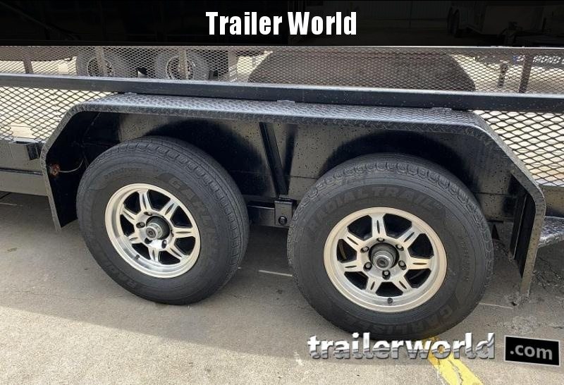 2007 Betterbuilt 22' Low Profile Gooseneck Trailer 10k GVW