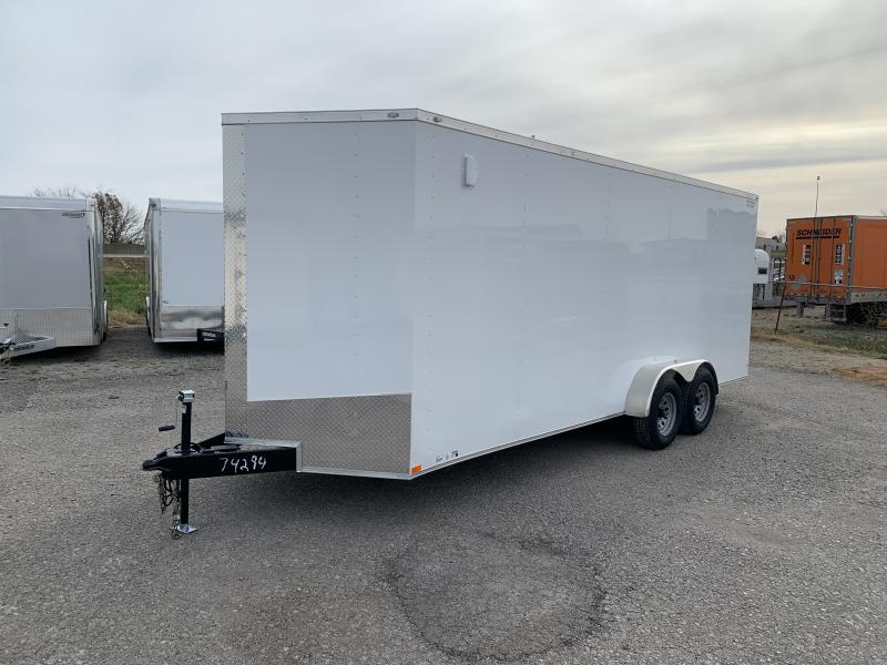 2021 Lark 7' X 20' TA Enclosed Cargo Trailer