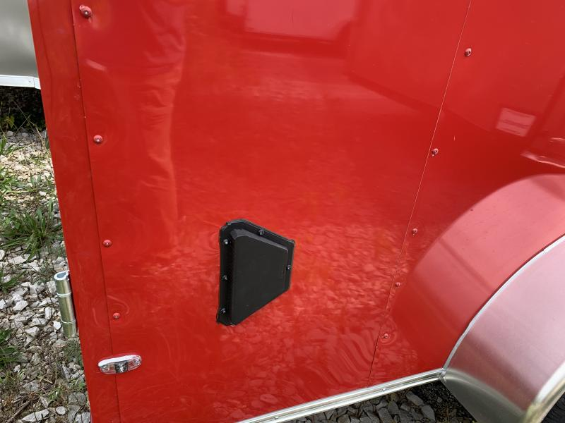2022 29464 7 x 14'TA Double Doors Enclosed Cargo Trailer