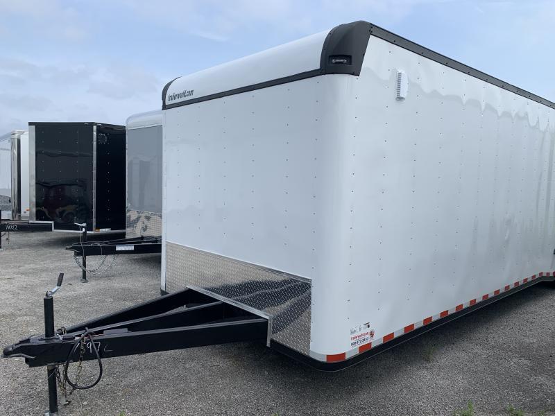 2021 75972 8.5 x 34'TA Car / Racing Trailer