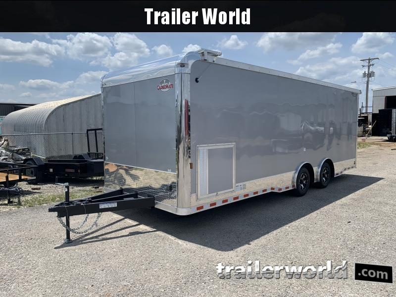 2022 Cargo Mate 8.5 X 24'TA Car / Racing Trailer