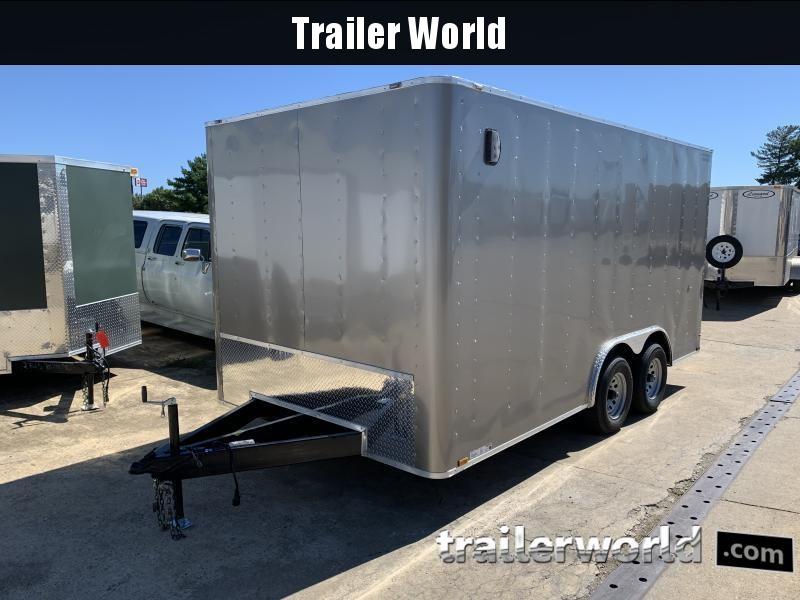 2022 (76291) 8.5 X 16'TA Enclosed Cargo Trailer