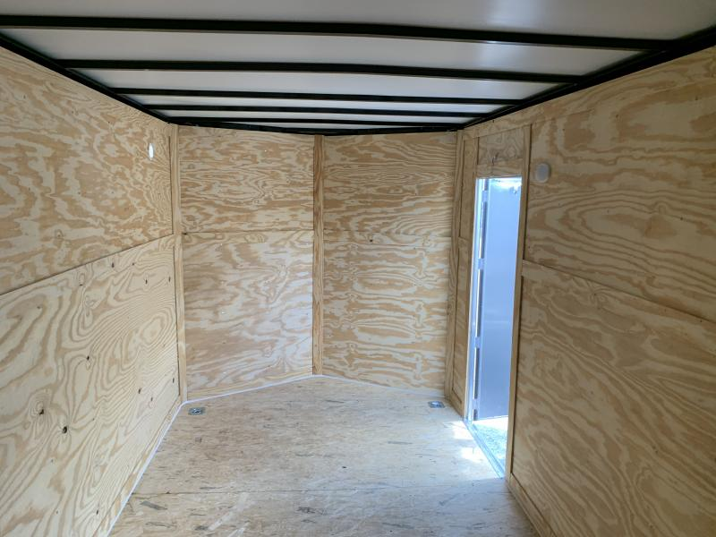 2021 26968 7 x 16'TA Enclosed Cargo Trailer