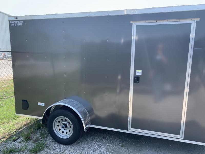 2022 (00541) 6 X 12'SA Enclosed Cargo Trailer