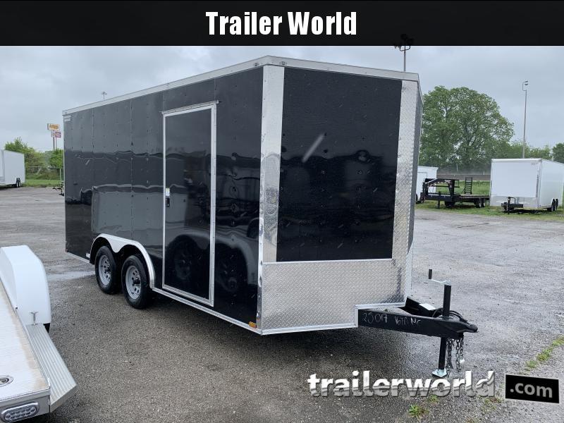 2021 25017 8.5' X 16' Enclosed Cargo Trailer