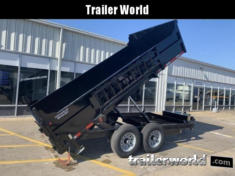 2021 QS 14 Dump Trailer 14K GVWR