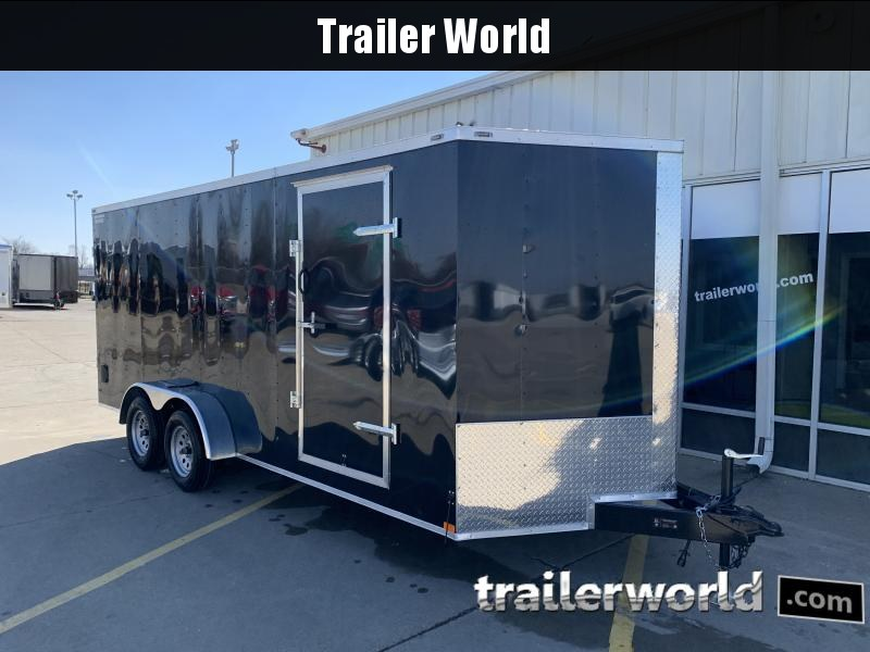 2021 Lark 7X18'TA Enclosed Cargo Trailer