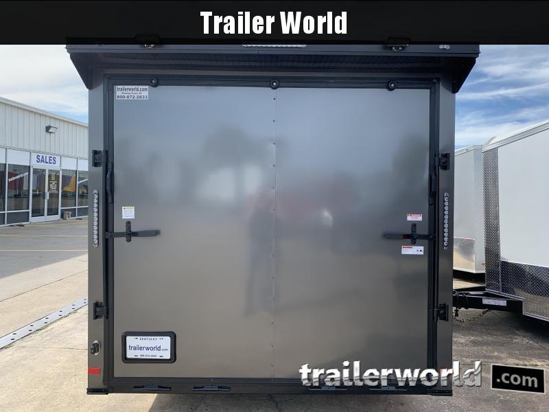 2021 CW 8.5' x 18' x 7' Tall Vnose Enclosed Cargo Trailer Camper Prep Pkg