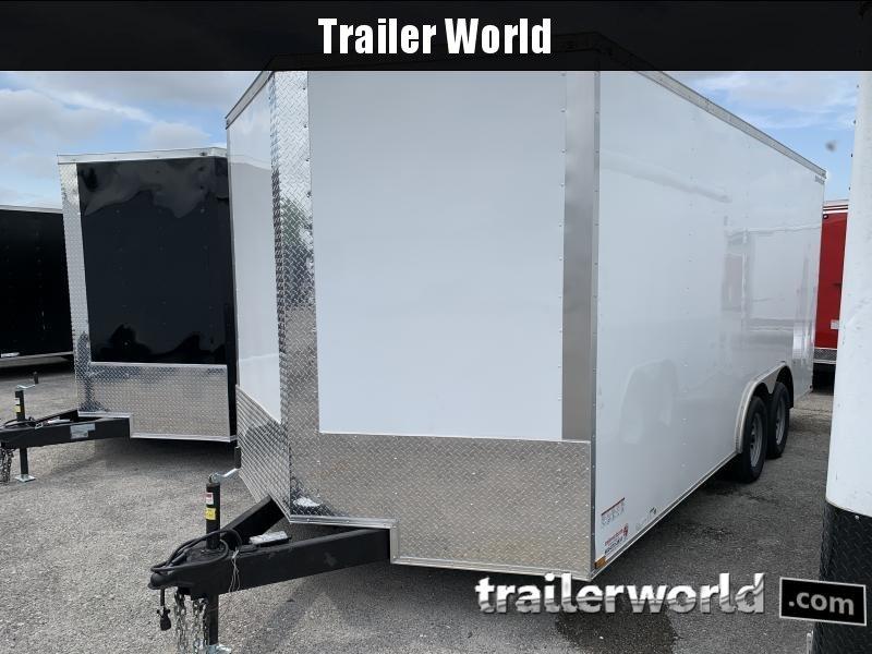 2021 27396 8.5 X 18TA Enclosed Cargo Trailer