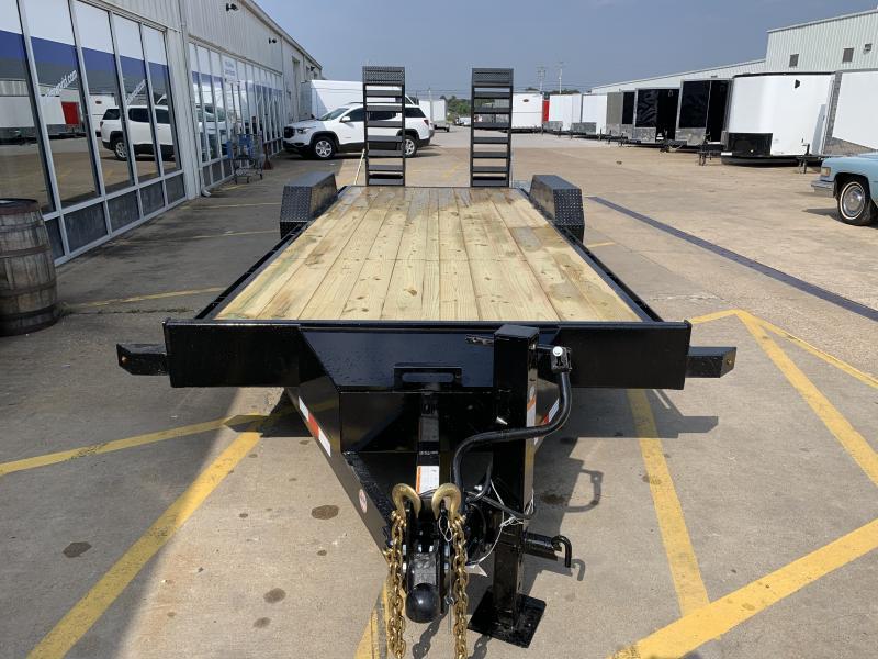 2022 Midsota Nova ET 8222 Equipment Trailer