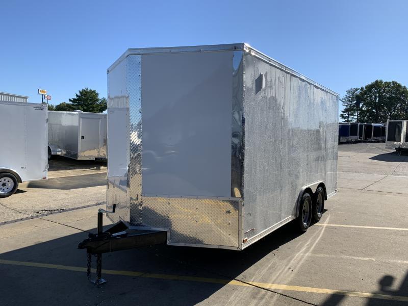 2022 29373 8.5 x 16'TA Enclosed Cargo Trailer
