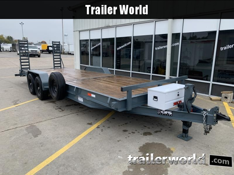 2020 GPS Trailers FB Equipment Trailer